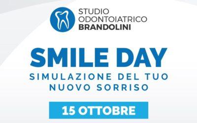 Partecipate allo Smile Day del 15 ottobre!